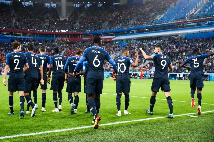 Pronostic France / Croatie - Coupe du Monde 2018