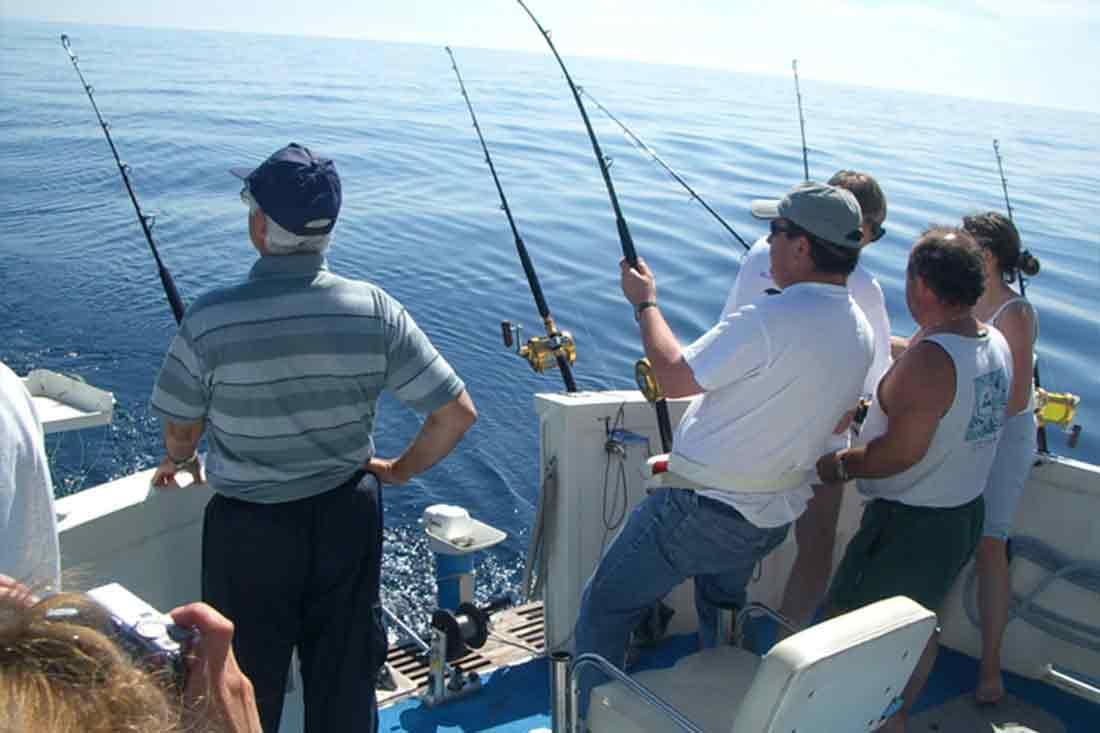 Pour la fête des Pères, pensez à la pêche au gros !