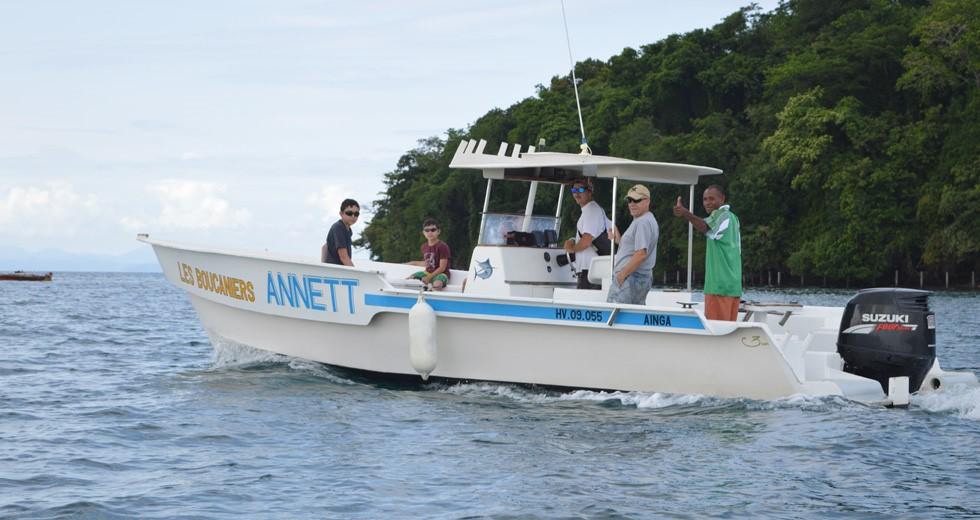 Les Boucaniers : vacances de rêve à prix attractif à Nosy Be (Madagascar) !